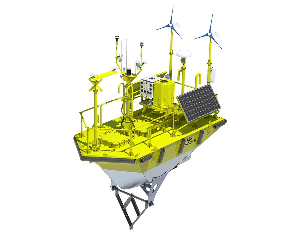 気象・海象観測ドップラーライダー「FLiDAR WindSentinel™」