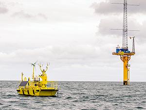 洋上風力発電 フローティングライダー